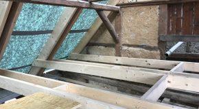 Ertüchtigung vorhandener Dachsparren